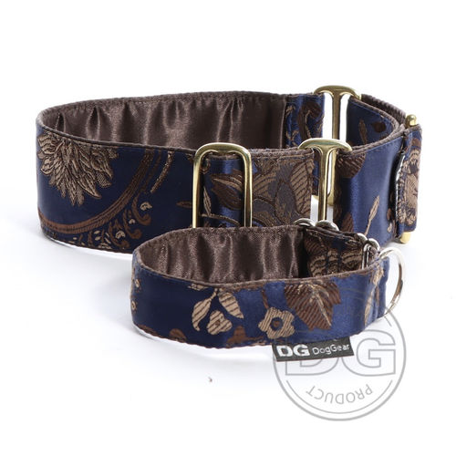 Martingale Damask Pattern Brown DG DogGear